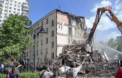 Собянин призвал Госдуму поддержать налоговые льготы для участников реновации