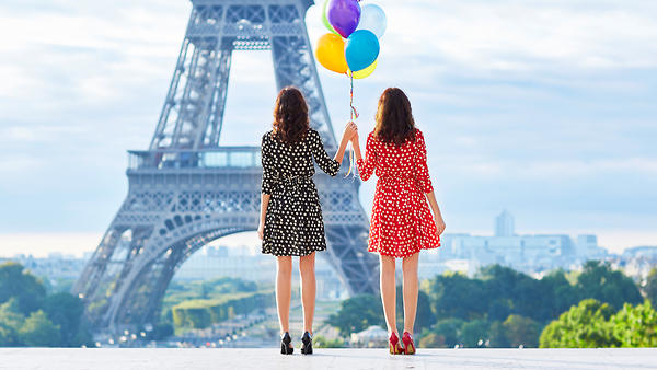 Стиль парижанок летом 2018
