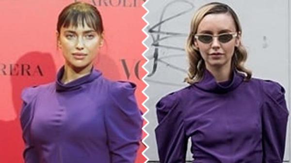 Модная битва: Ирина Шейк и Н…
