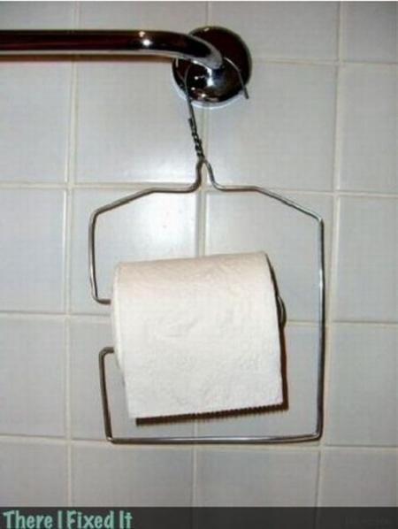 Как можно сделать держатель для туалетной бумаги своими руками 96