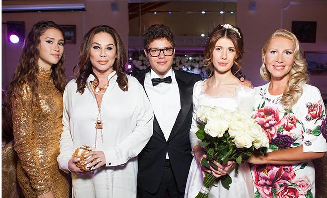 Екатерина Одинцова женила сына