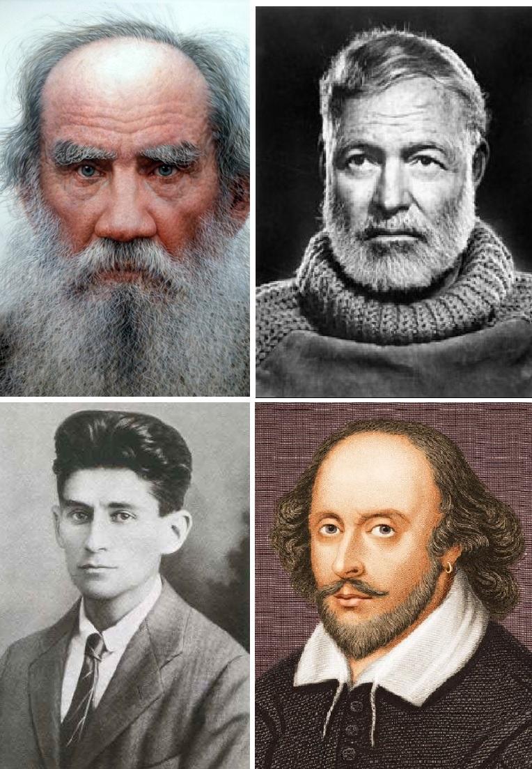 Малоизвестные факты об известных писателях