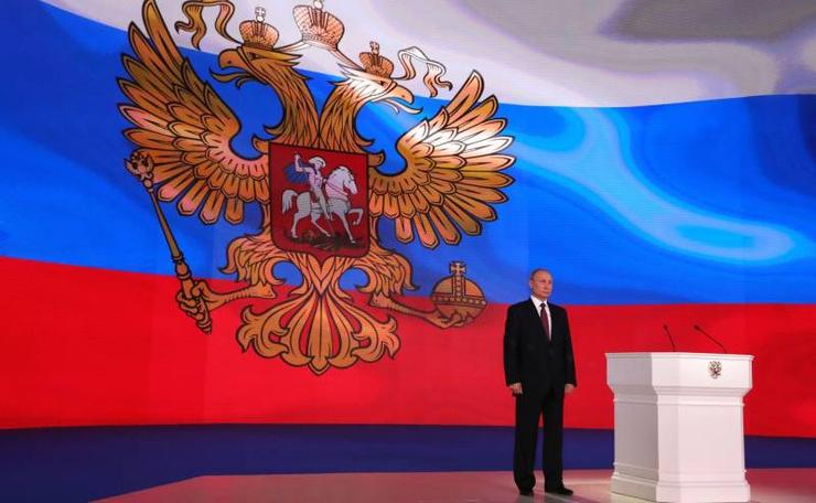 Путин не уйдёт. И не надейтесь!