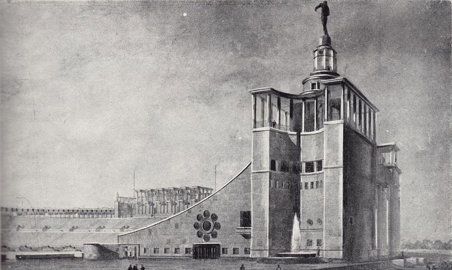 Сталинский Колизей