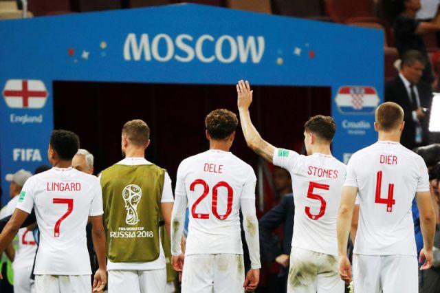 Чемпионат мира по футболу глазами его участников