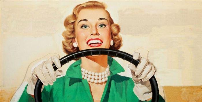 Дилетанты! Коротко и смешно о водительских правах в Америке
