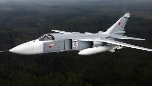 Су-24 в Челябинской области выпустил ракету мимо полигона