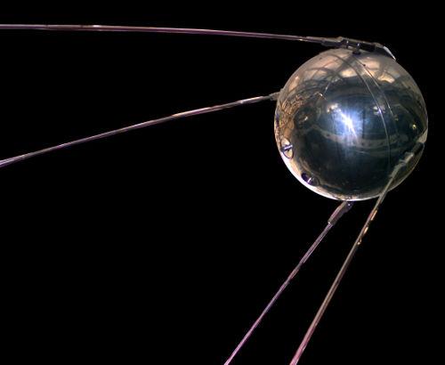 60 лет космической эры