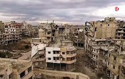 Сирийский Хомс полностью освобожден от боевиков