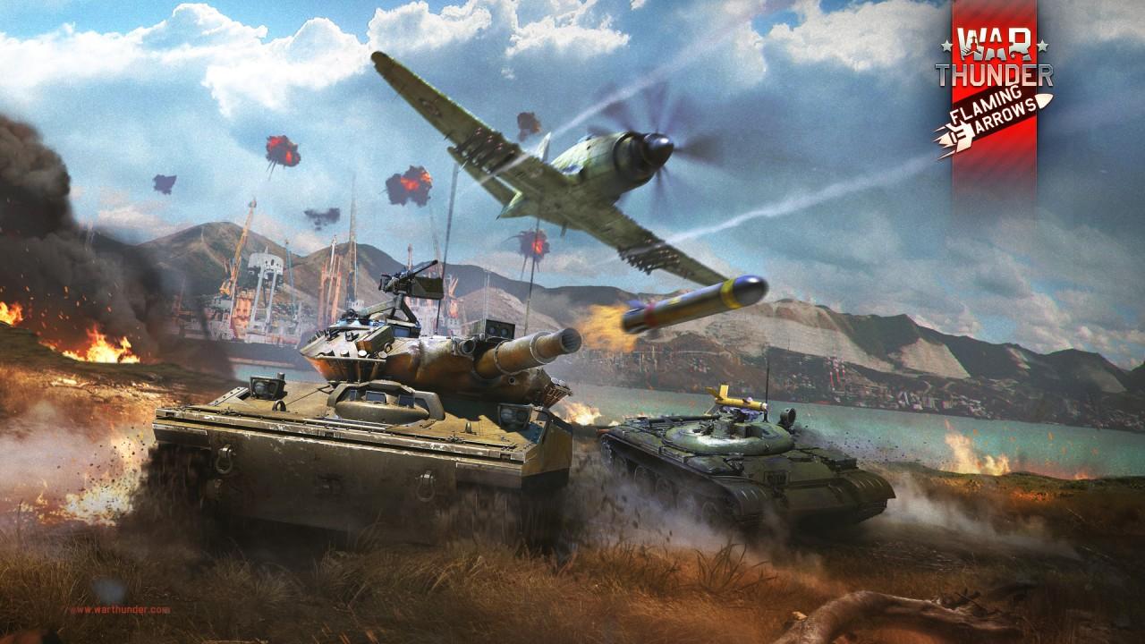 «Новая Эра» наступает в War Thunder