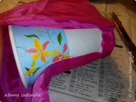 Мастер-класс Свит-дизайн Новый год Моделирование конструирование новогодние сапожки- подарки мастер класс Бусины Картон Клей Мех Пенопласт Продукты пищевые Стаканы фото 14