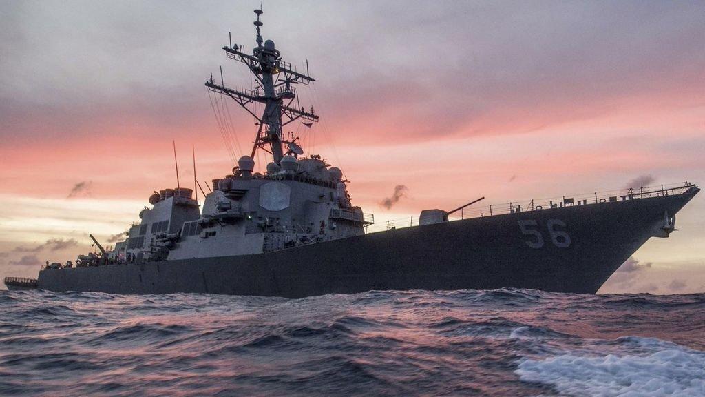 Любая цель будет уничтожена: Россия приняла меры по ликвидации фрегатов США в Азовском море