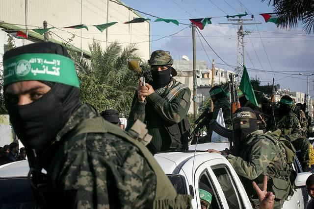 Группировка ХАМАС захотела помириться с Израилем?