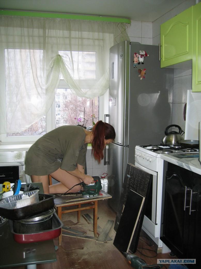 Как мы с Мартином перевоплотили кухню