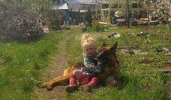 Лучшая подруга, понимает все и игрушки не забирает!