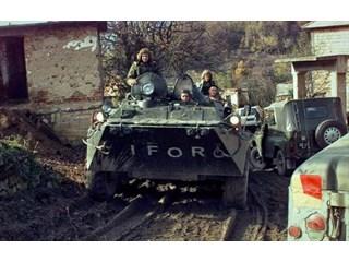 Зачем русские десантники сделали марш-бросок в Приштину