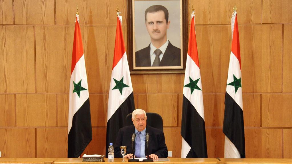 Министр иностранных дел Сирии о завершении войны и будущем Сирии