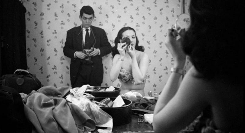 Стэнли Кубрик и жизнь во всех её проявлениях застывшая  в фотографии