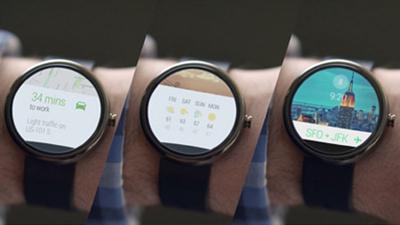 Google приспособил Android к носимым устройствам