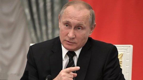 Путин рассказал, кто причастен к итогам расследования крушения MH17