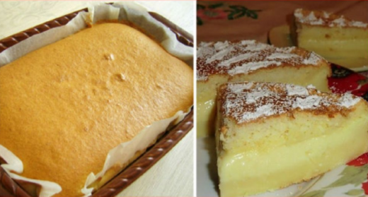 Самое вкусное пирожное! Его …