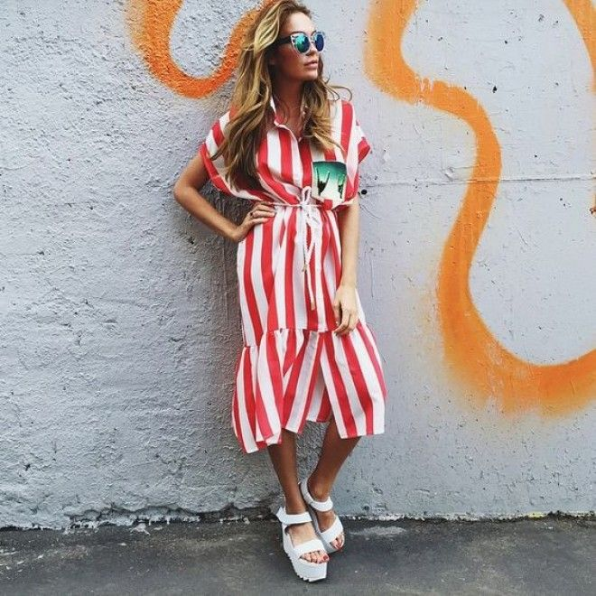 Модные платья на лето 2018 — лучшие варианты на каждый день