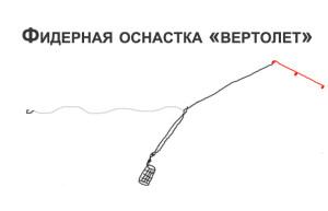 оснастка вертолет своими руками