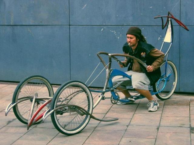 imaginative and inventive bicycle modifications 640 02 Черт побери, зачем они это сделали? (39 фото)