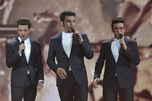 Великолепное трио из Италии …