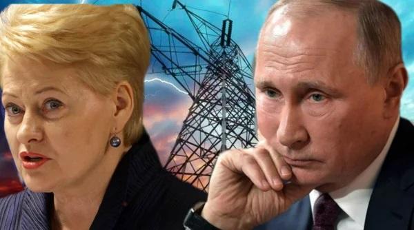 Литва хотела получить скидку на электроэнергию, но Россия отказала, повысив цену