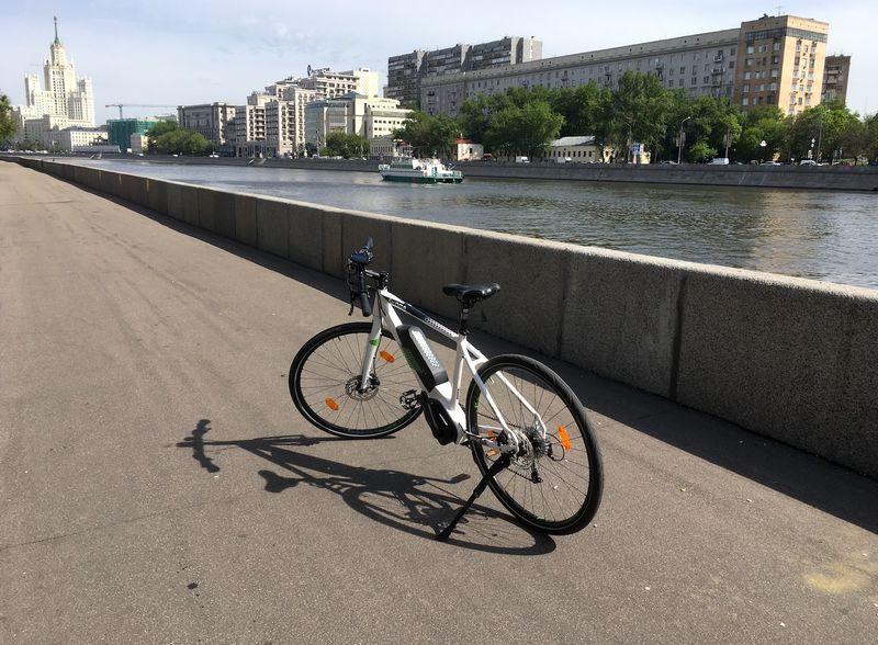 Электровелосипед Skoda e-Bike: осторожно — напряжение!