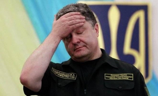 Порошенко назвал европейских лидеров сообщниками Москвы