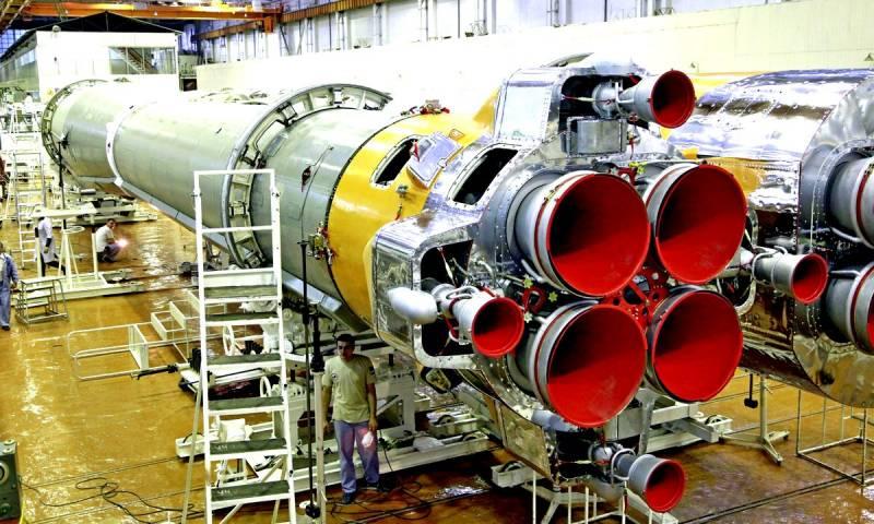 России помогут создать сверхтяжелую ракету