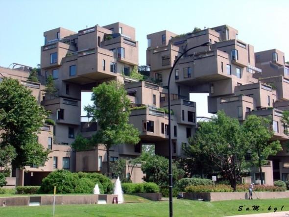 Здания с самой креативной архитектурой
