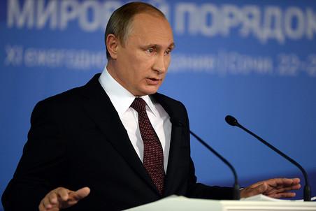 Нравится ли вам, как шутит глава российского государства?