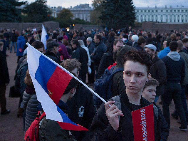 МВД предложило наказывать родителей и учителей за участие молодежи в уличных протестах