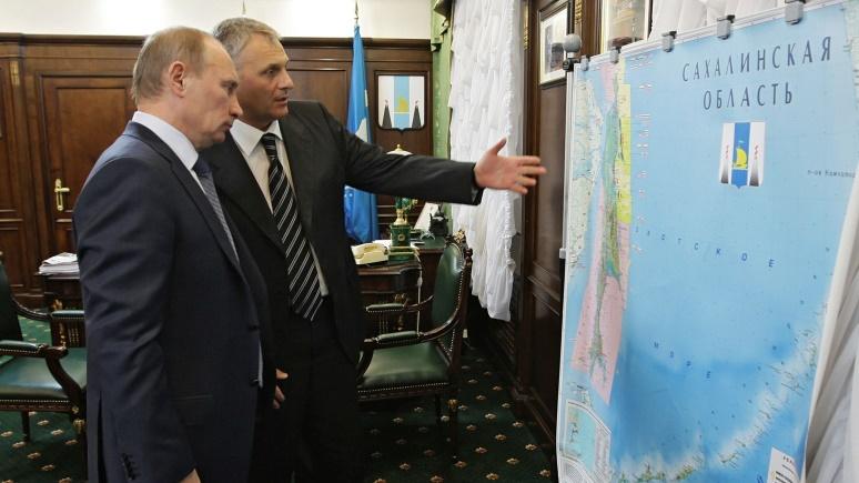 Daily Star: Путина заинтересовал новый амбициозный проект Сахалинского моста