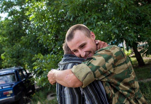 """Украинский десантник: """"Из всего отделения в живых остался  я один"""""""