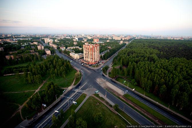 Башня ЦНИИ РТК