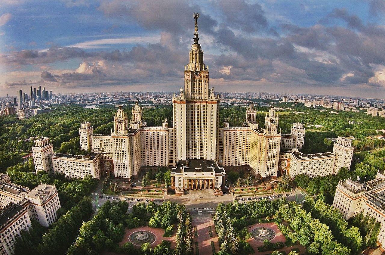 Москва одержала победу: МГУ …