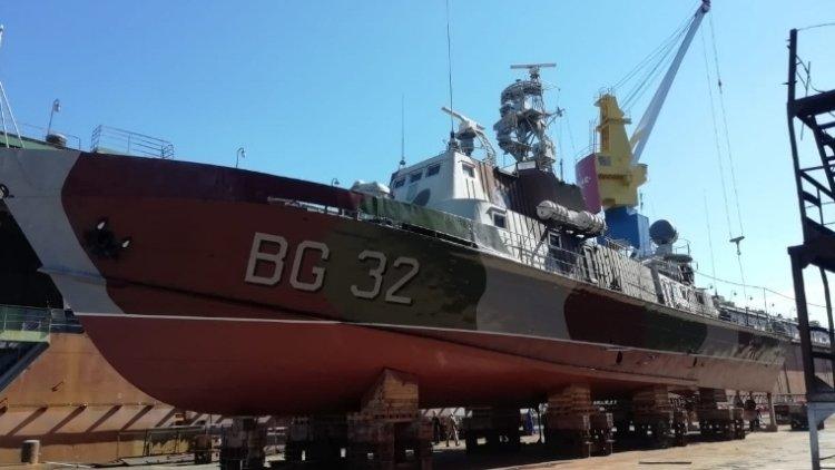 Украина усилила флот на Азов…