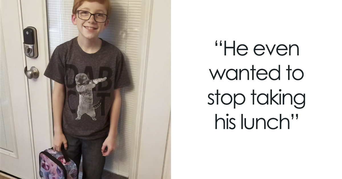 Kid Gets Bullied Because Of His 'Girly' Lunchbox, So His Uncle Responds In The Most Epic Way