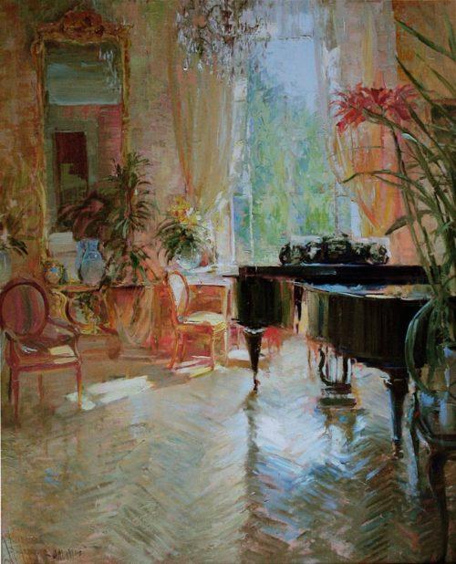 художник Мария Щербинина картины – 25