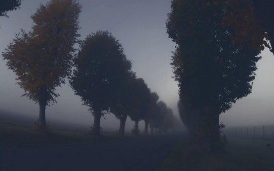 Мрак осени...