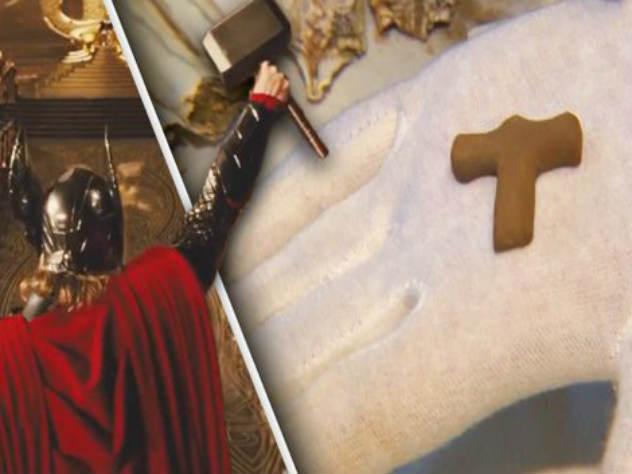 В Исландии найден амулет викингов — «молот Тора»