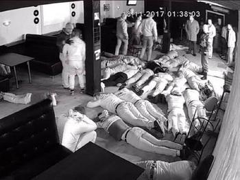 В липецком клубе спецназ устроил силовую проверку, прокуратура изучает видео