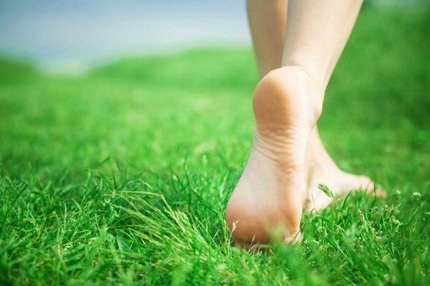 Оказывается, организм человека начинает стареть с ног!  Это еще древние…