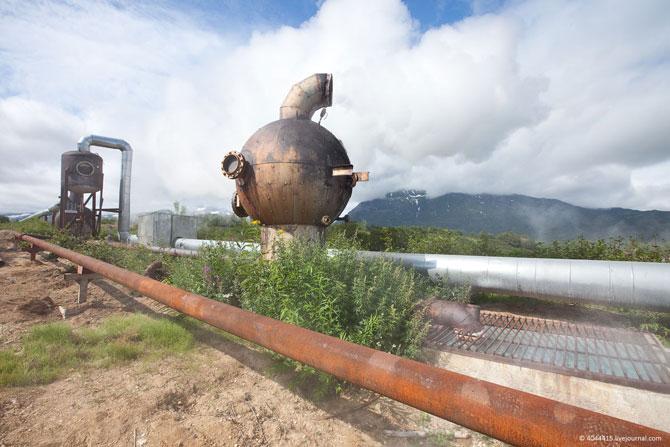 Геотермальная электростанция