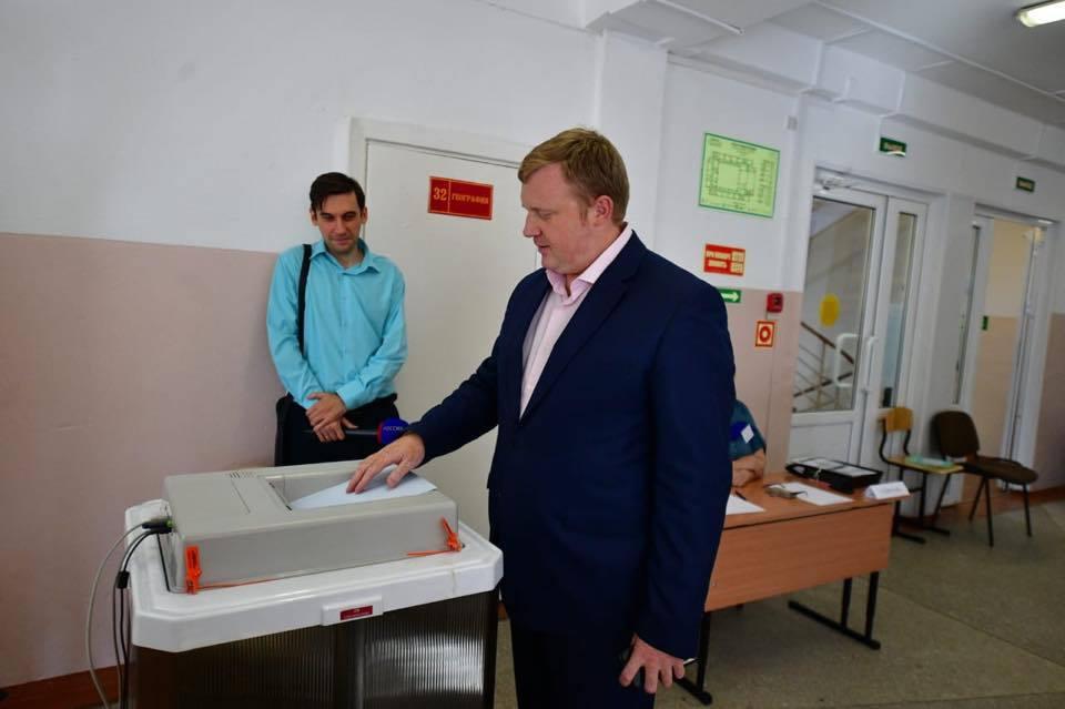 Как Ищенко обеспечил себе вы…