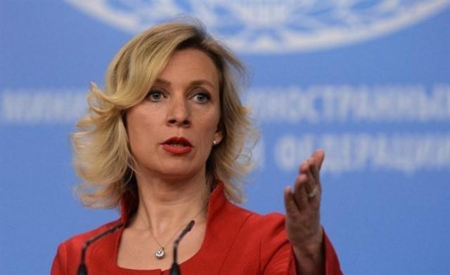 Захарова посоветовала американцам извиниться перед русскими